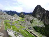 Vue du Machu Picchu, issue du site de la Via del sur.